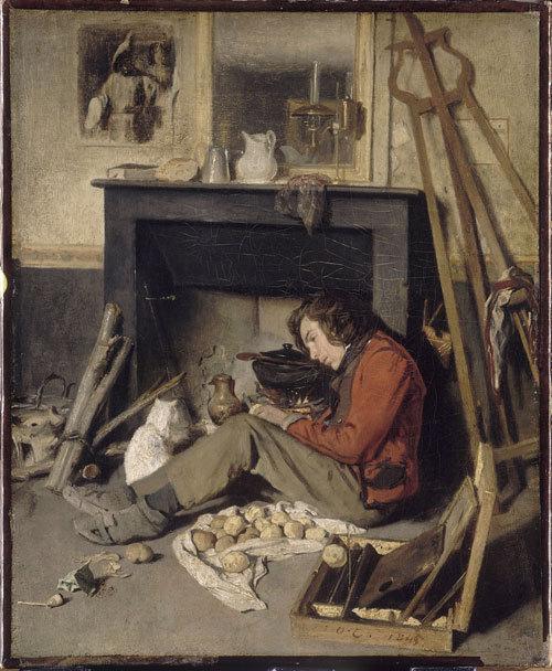 'Bohèmes', la vie errante et la vie d'artistes racontée en peintures