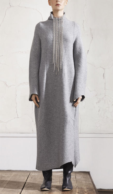 Robe Maison Martin Margiela chez H&M