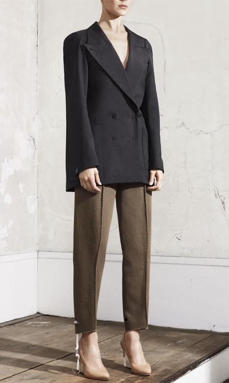 Caban et pantalon Maison Martin Margiela chez H&M
