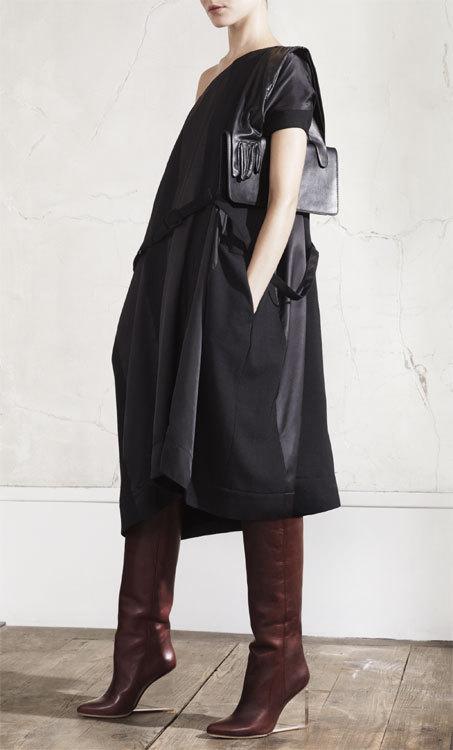 Robe courte Maison Martin Margiela chez H&M