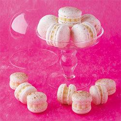 recette petits macarons aux épices et parfum d'Appenzeller®