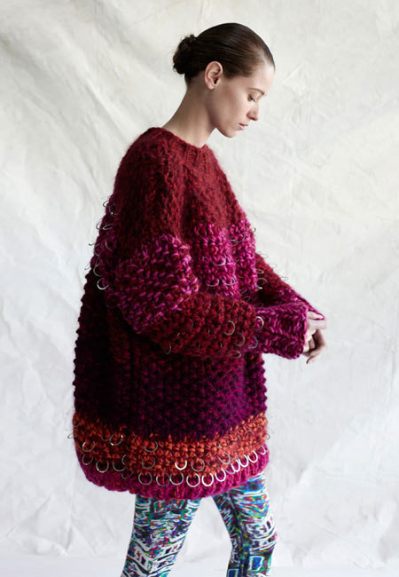 Création maille Asos