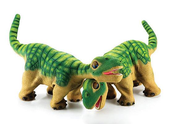 Bébé dinosaure Pléo de Robopolis