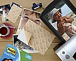 tirages photos avec Post-It® Photo Paper