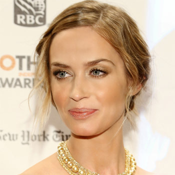 Maquillage CK One d'Emily Blunt