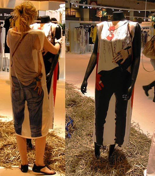 tendance mode de l'automne-hiver 2012/2013 : look primitif