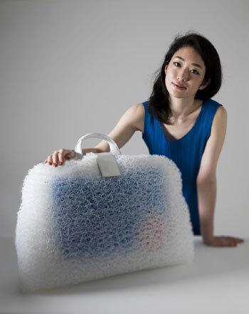 Breathair Bag de Maiko Takeda – Royal College of Art, London, England