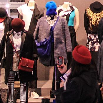 Tendances mode prêt-à-porter automne-hiver 2013-2014