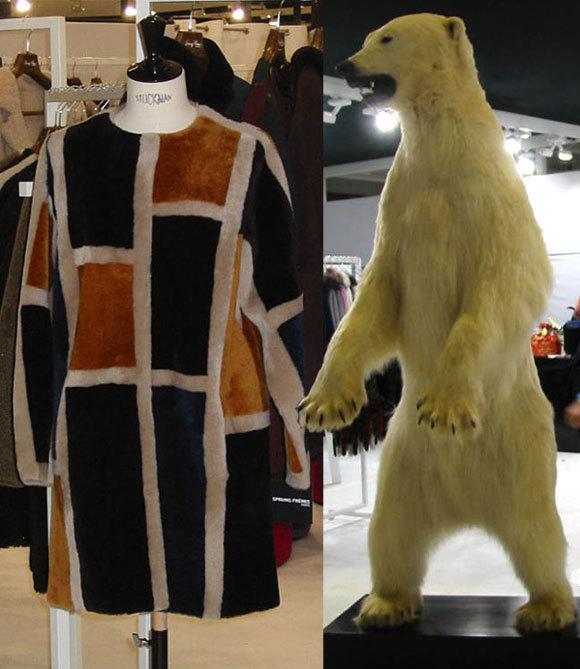 TENDANCES fourrure - collections automne-hiver 2013-2014