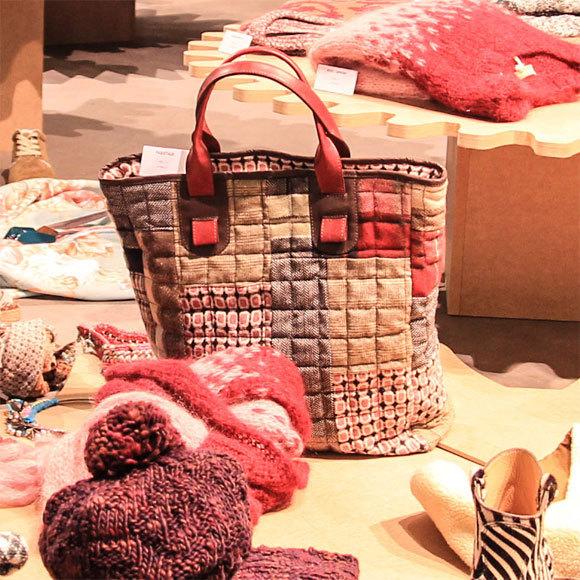 TENDANCE matelassé puzzle - collections automne-hiver 2013-2014