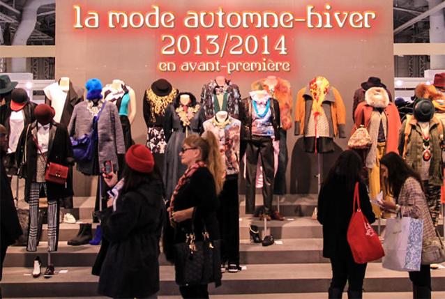 Les tendances mode automne-hiver 2013-2014