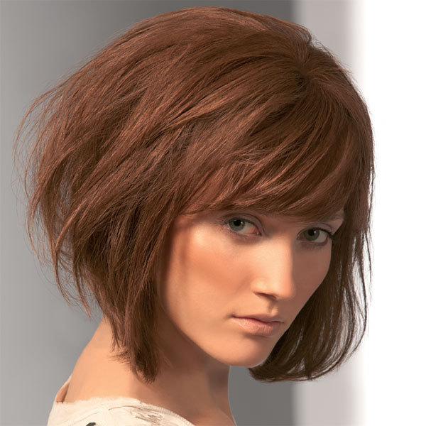 Id es de coupes de cheveux pour femmes et de coiffures for Coupe de cheveux femme avec double menton