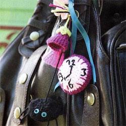 gri-gri à tricoter © Phildar
