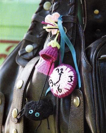 zoom gri-gri à tricoter © Phildar