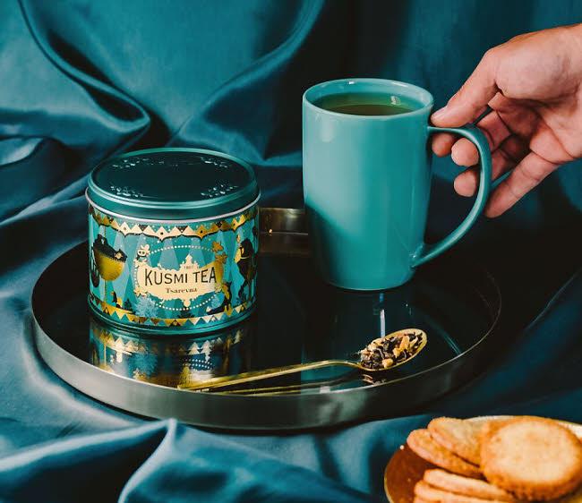 Coffret thé de Noël KUSMI