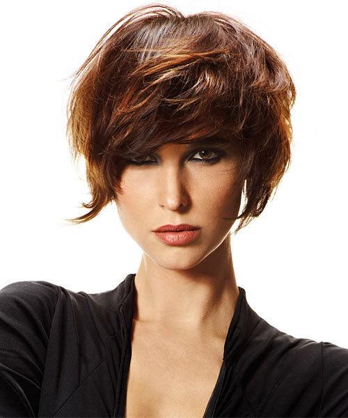 Balayage Cheveux Courts Bruns