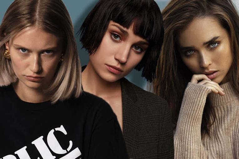 Choisissez entre 3 longueurs de cheveux - Coupes MOD's HAIR - Mon COIFFEUR EXCLUSIF - Jean-Louis DAVID - Automne-hiver 2020-2021.