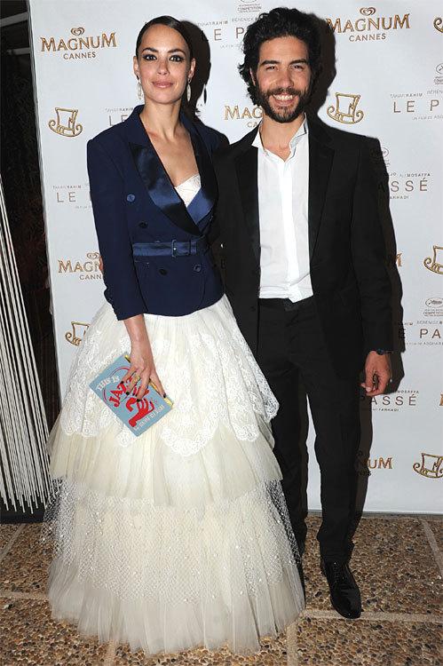 Bérénice Bejo et Tahar Rahim au Festival de Cannes 2013