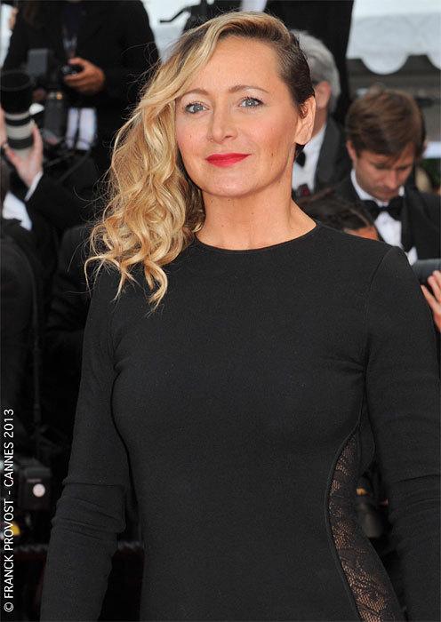 Julie Ferrier au Festival de Cannes 2013