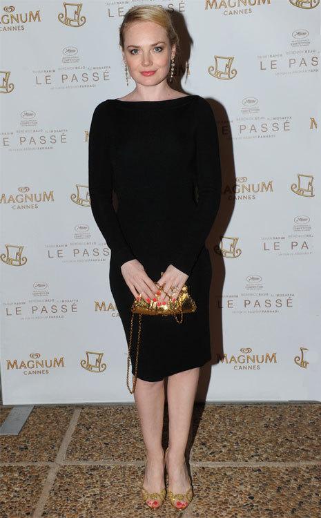 Julie Judd au Festival de Cannes 2013