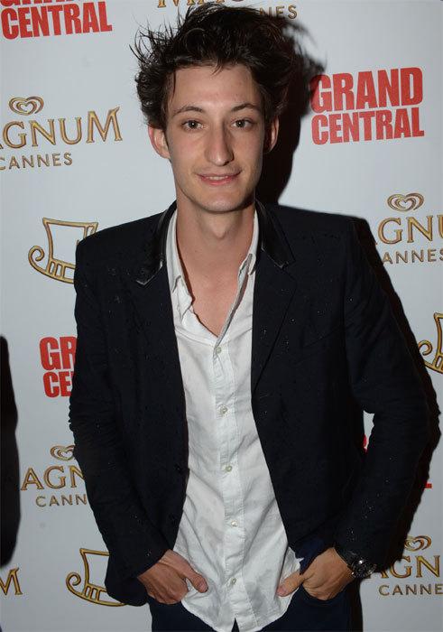Pierre Niney au 66ème Festival de Cannes