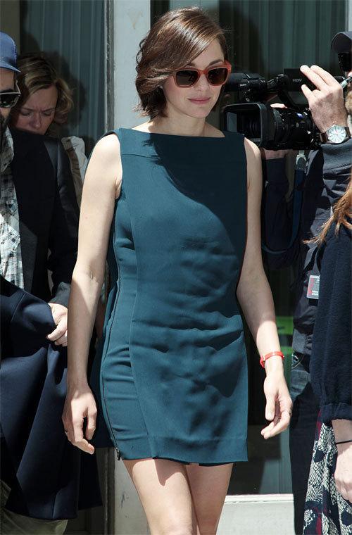 Marion Cotillard au Festival de Cannes 2013