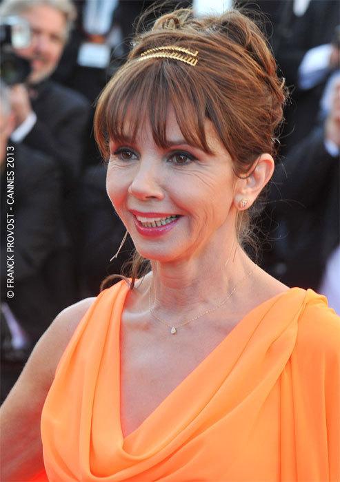 Victoria Abril au Festival de Cannes 2013