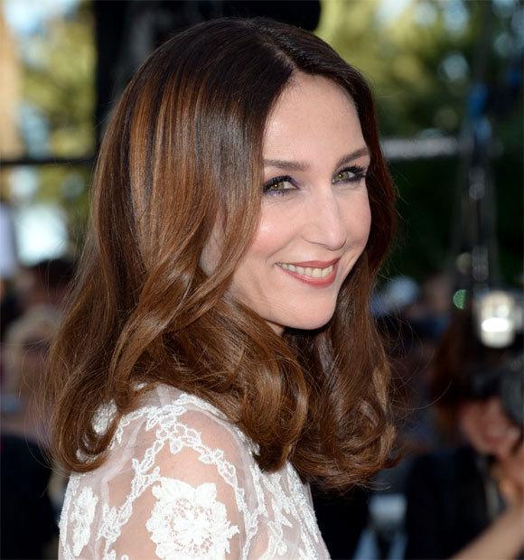 Elsa Zylberstein au Festival de Cannes 2013