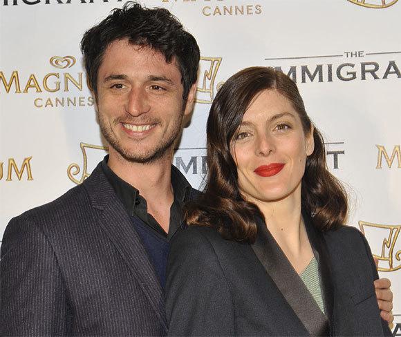 Valerie Donzelli et Jérémie Elkaïm au 66ème Festival de Cannes
