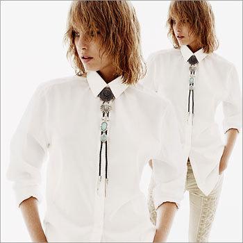 Shopping blanc été 2013 - Création H&M