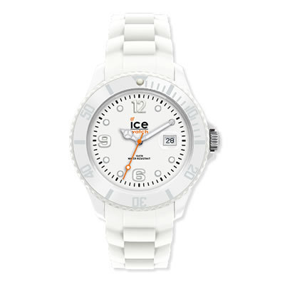 La mode du blanc vu par Ice Watch