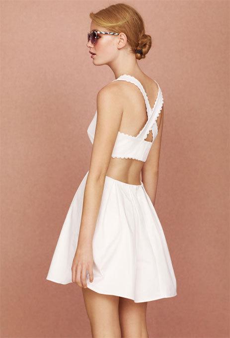 La mode du blanc vu par Asos