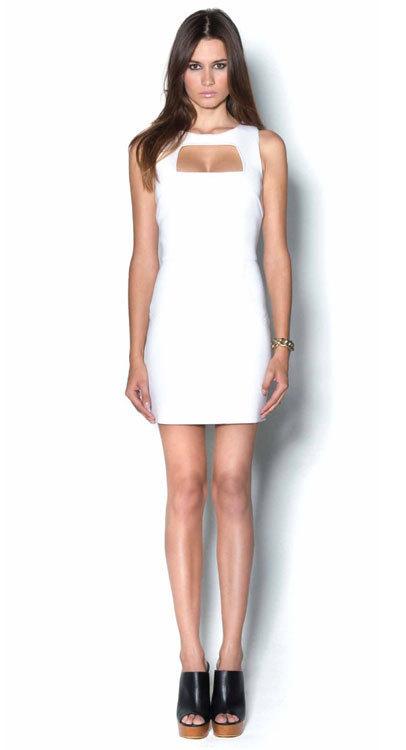 La mode du blanc vu par Gat Rimon