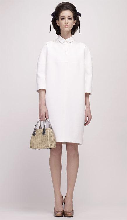 La mode du blanc vu par Paule Ka