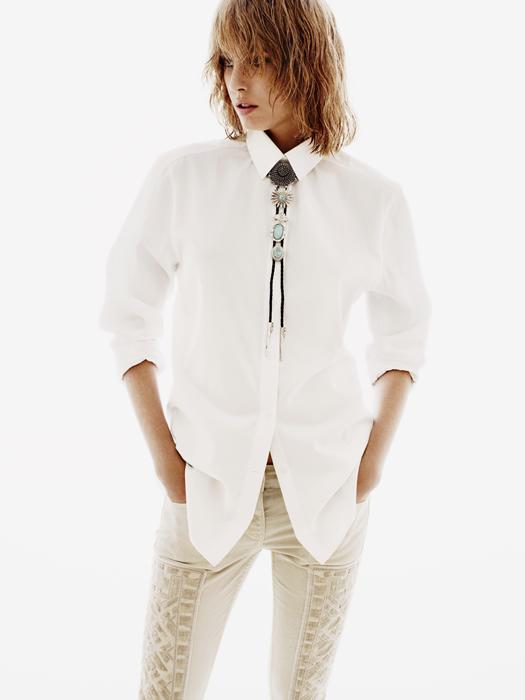 La mode du blanc vu par H & M