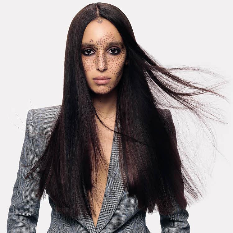 Coupe et coiffure pour cheveux longs SHWARZKOPF Profesional - Printemps-été 2021.