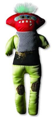 les poupées monstres sont fashion chez Habitat