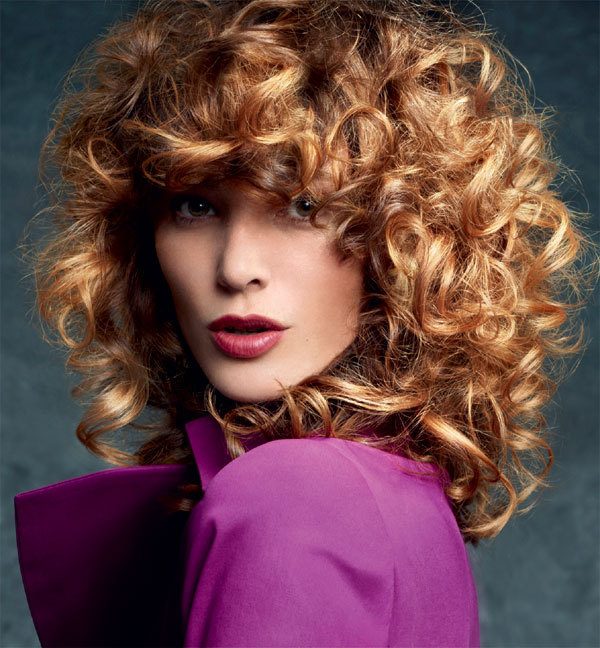Coiffure CAMILLE ALBANE - automne-hiver 2013/2014