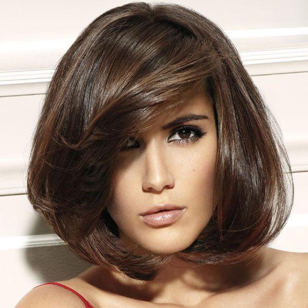 Coupe et coiffure printemps-été 2013 FRANCK PROVOST pour cheveux mi-longs