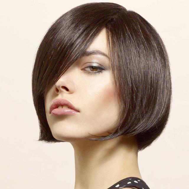 Coupe et coiffure printemps-été 2013 TCHIP pour cheveux mi-longs
