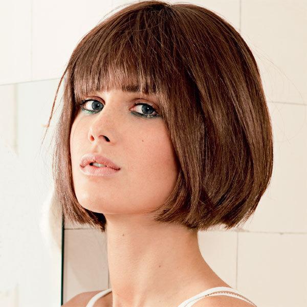Coupe et coiffure printemps-été 2013 MOD's HAIR pour cheveux mi-longs