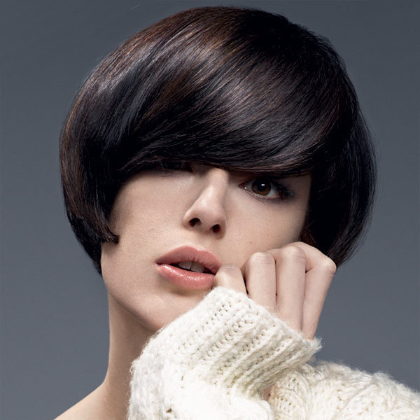 Coiffure Camille ALBANE - automne-hiver 2012/2013