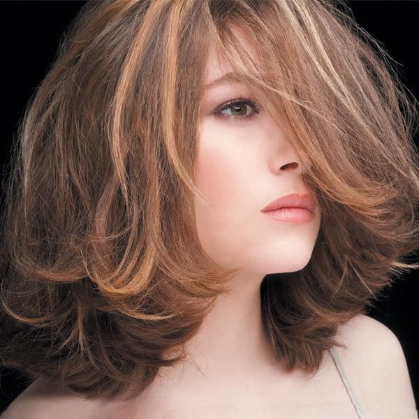 coupe cheveux mi long tendance 2013