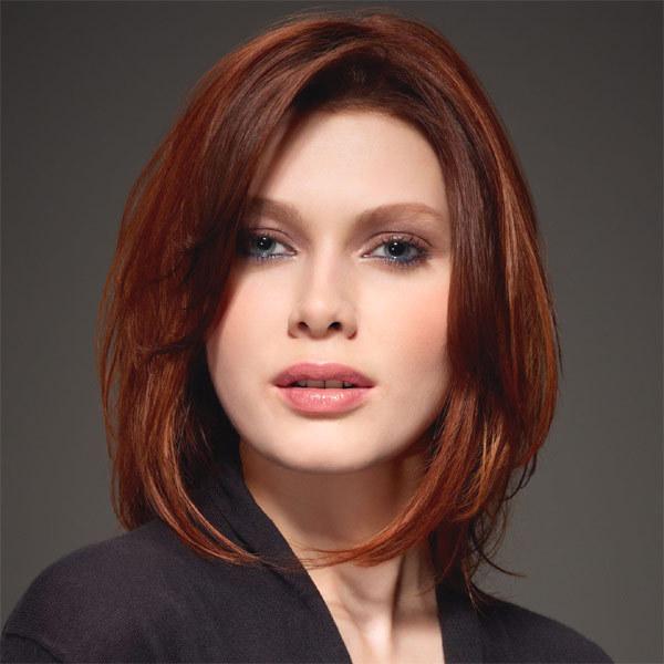 Coiffure INTERMEDE - cheveux mi-longs - automne-hiver 2012/2013