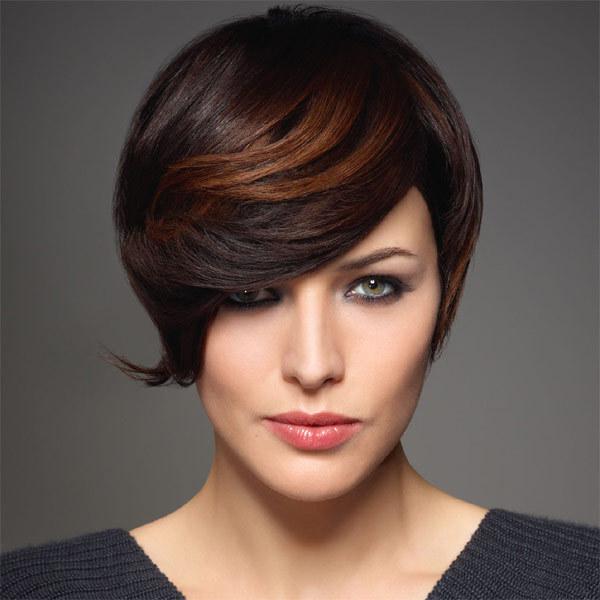 Coiffure INTERMEDE - cheveux courts - automne-hiver 20112/2013