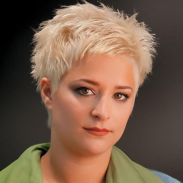 Photo coupes de cheveux courtes