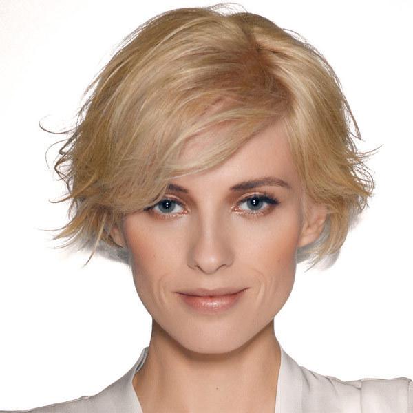 Coiffure SAINT ALGUE - cheveux courts - automne-hiver 2012/2013