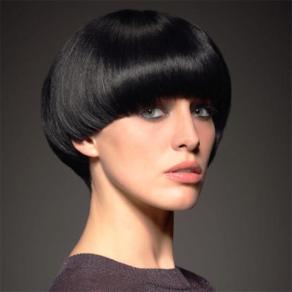 Coiffure INTERMEDE - cheveux courts - automne-hiver 2012/2013