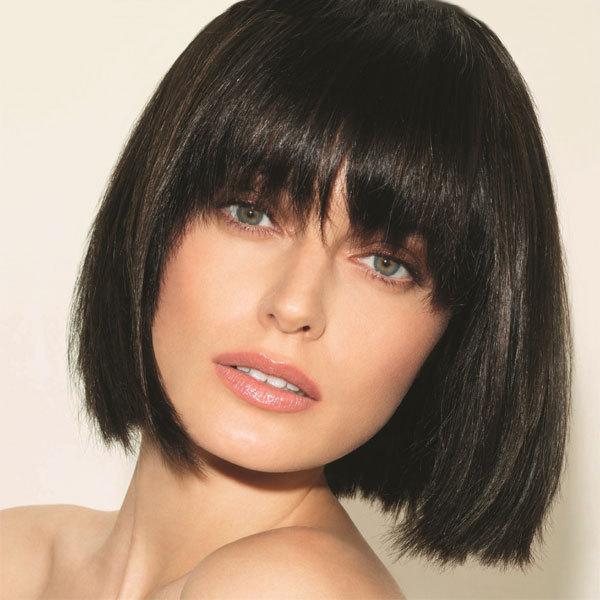 Coiffure LUCIE SAINT-CLAIR - cheveux mi-longs - printemps-été 2012