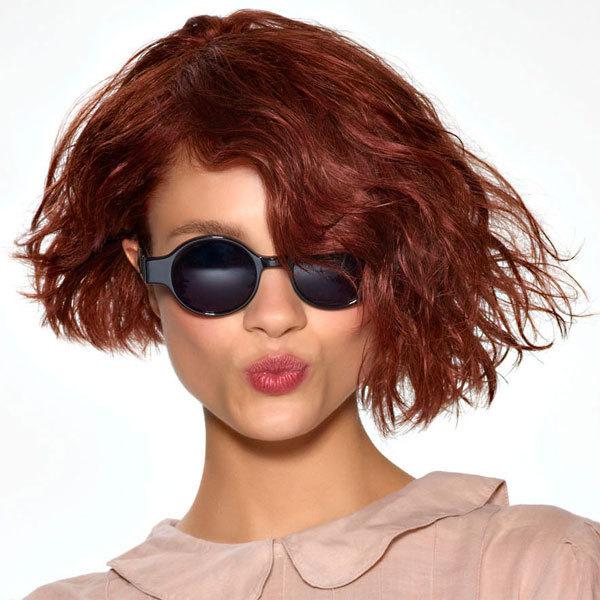 Coiffure SAINT ALGUE - cheveux mi-longs - printemps-été 2012